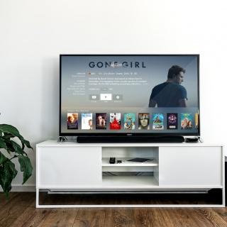 Apple TV Box in den Ruhemodus versetzen