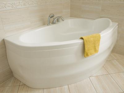Badewanne richtig pflegen und säubern