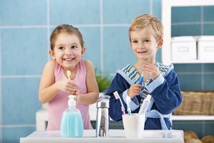 Badezimmer kindersicher machen