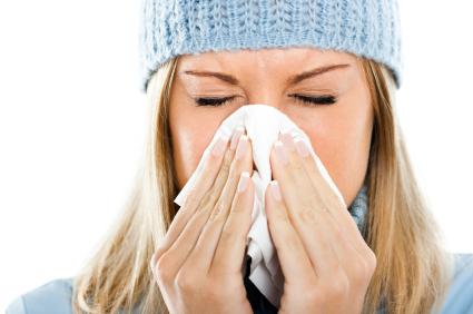 Beginnende Erkältung mit Hausmitteln behandeln