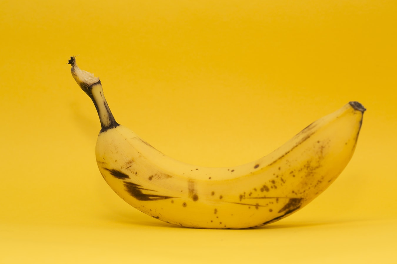 Braune Bananen als Hausmittel verwerten