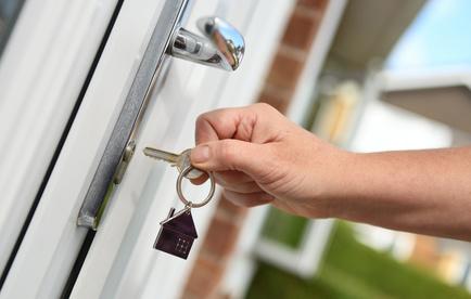 Der Schlüssel steckt fest - Hilfe durch Hausmittel