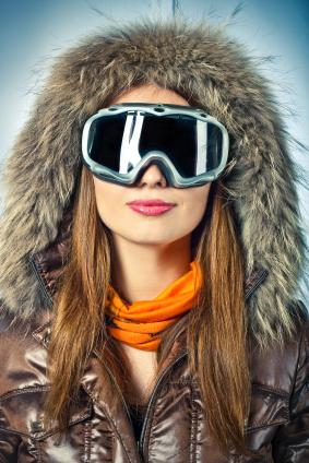Die richtige Skibrille finden
