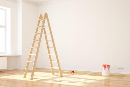 Eine Leiter im Haushalt kann sehr sinnvoll sein