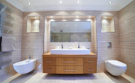 Energiesparende LED-Einbaustrahler im Badezimmer - Ratgeber