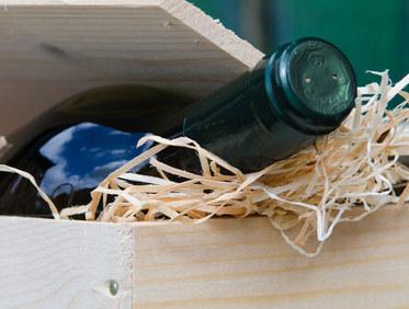 Flaschen sicher per Post verschicken