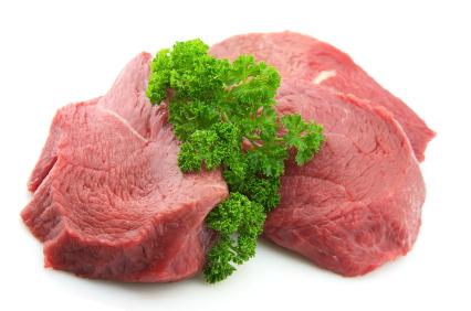 Rindfleisch Auftauen