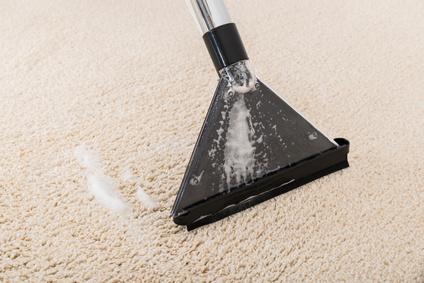 Geruch aus Teppich mit Nasssauger entfernen