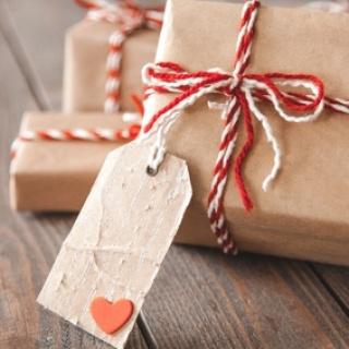 Geschenke verpacken - 6 Tipps & Ideen