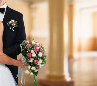 Richtig gekleidet zum Hochzeitsfest