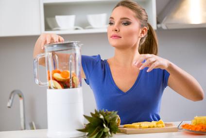 Gesunde Obstsäfte und Gemüsesäfte selbst herstellen