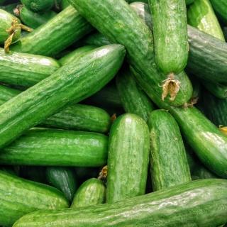 Gurkenflecken entfernen