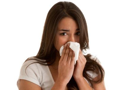 Hausmittel gegen Schnupfen und Erkältung