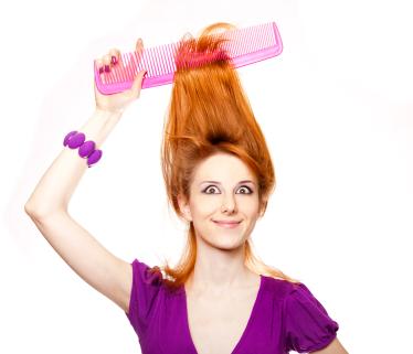 Hausmittel gegen trockenes Haar