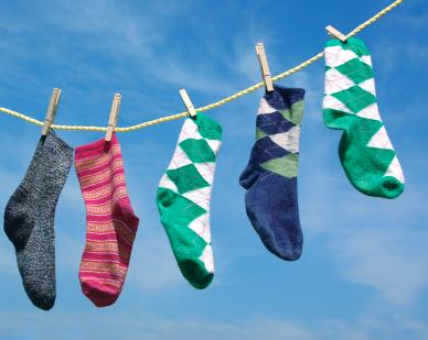 Informationen zu ABS-Socken (Anti-Rutsch-Socken)