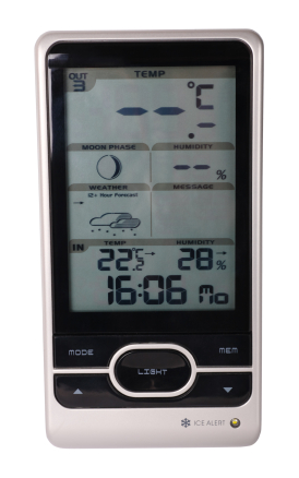 Informationen zu Wetterstationen bzw. Wettermessgeräten