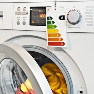 Infos zum Energielabel bei Waschmaschinen