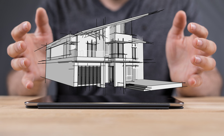 Innovation für Design und Architektur - Drahtgewebe für den Außen- und Innenbereich