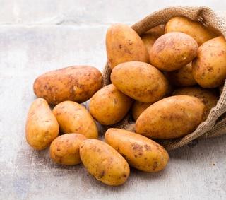 Kartoffeln schneller schälen