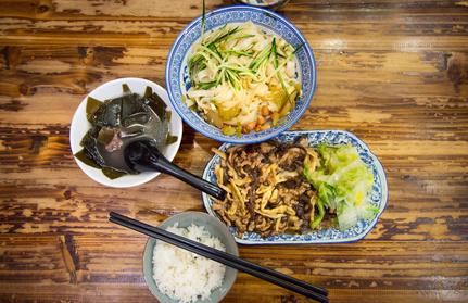 Kelp-Nudeln - Die asiatische kalorienarme Pasta-Alternative