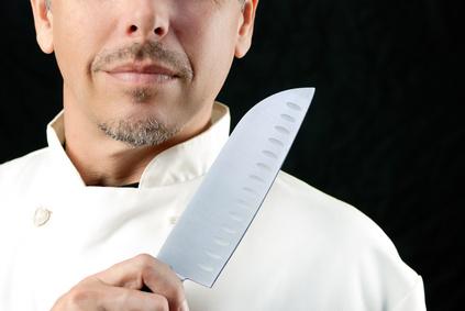 Kochbekleidung richtig waschen und Flecken entfernen