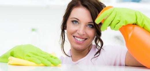 Mit Essig putzen - Tipps & Tricks für das universelle Hausmittel