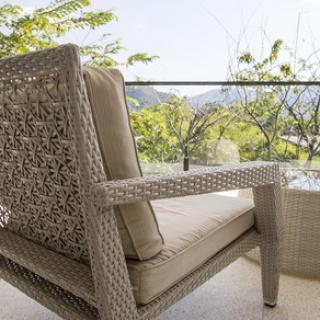 Möbel aus Rattan reinigen und pflegen