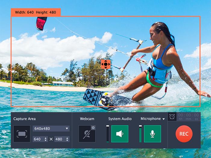 Live Video Streams einfach aufzeichnen - Der Movavi Screen Recorder