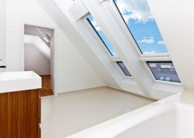 Rollos für Dachfenster