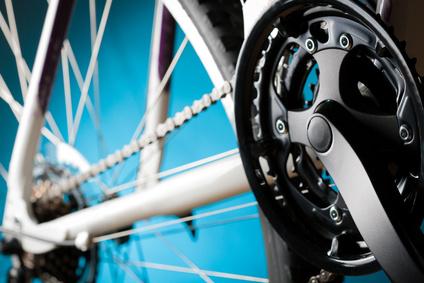 Rostige Fahrradkette reinigen und pflegen