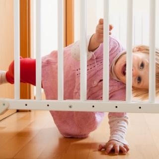 Sicherheit durch Treppenschutzgitter - Ratgeber