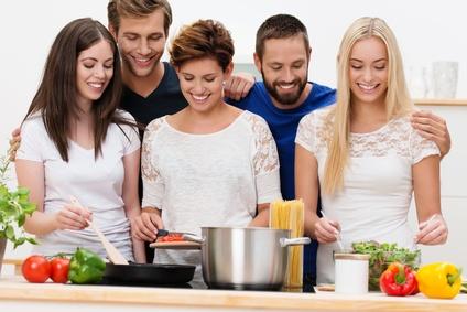 So lernen Sie Kochen