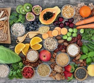 Superfoods - Gesunde Nahrungsmittel die jeder braucht