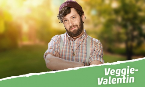Wir machen Grillparty...mit Veggie-Valentin [sponsored Post]