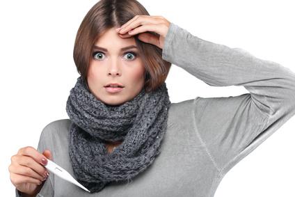 Vorbeugende Maßnahmen gegen Erkältung