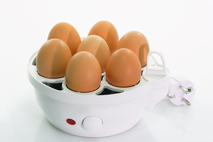 Vorteile des Eierkochers