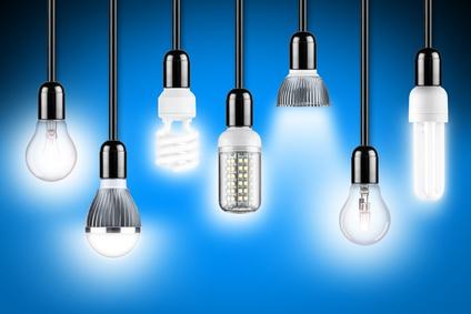 Vorteile LED-Lampen gegenüber Energiesparlampen
