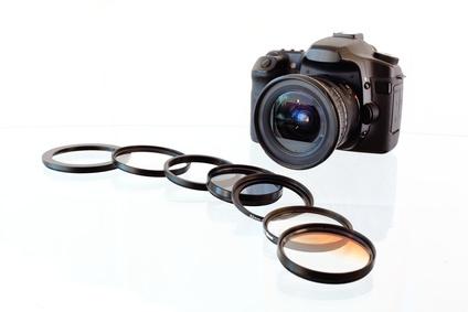 Was bewirkt ein Polfilter an einer Kamera?