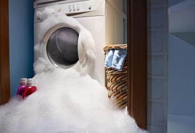 Waschmaschine verliert Wasser - Fehlerbehebung