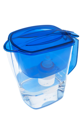Wasserfilter im Haushalt einsetzen