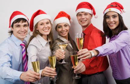 Weihnachtsfeier organisieren lassen