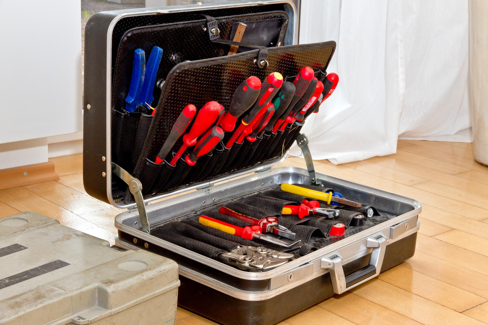 Werkzeugkoffer kaufen - Kaufberatung