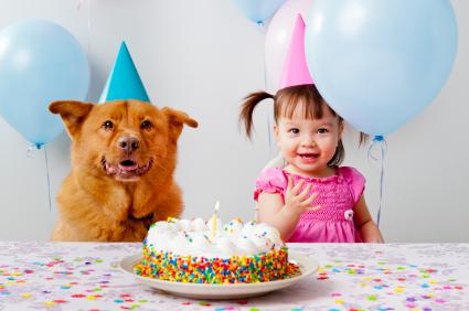 Wie kann man eine Geburtstagsfeier organisieren?