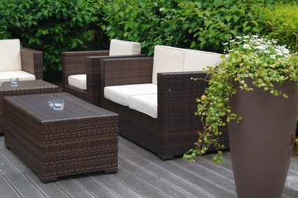 wie berwintere ich rattan gartenm bel. Black Bedroom Furniture Sets. Home Design Ideas