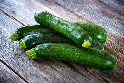 Zucchini richtig lagern